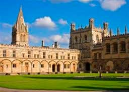 photo of Christ Church, Oxford